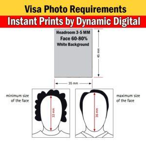 Visa Photo in Gurgaon